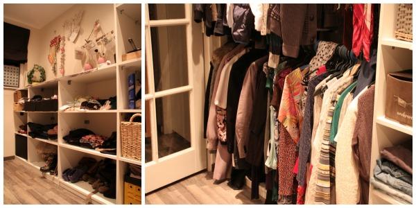 kledingkast/ Een duurzame kleding garderobe