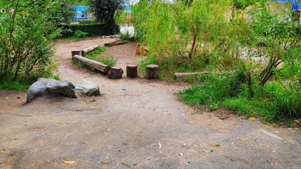 groen schoolplein Noordhove