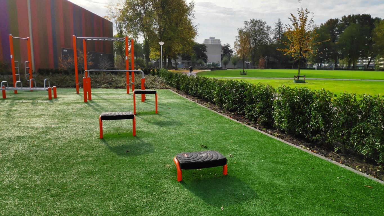 sportpark Willem Alexanderplantsoen Zoetermeer