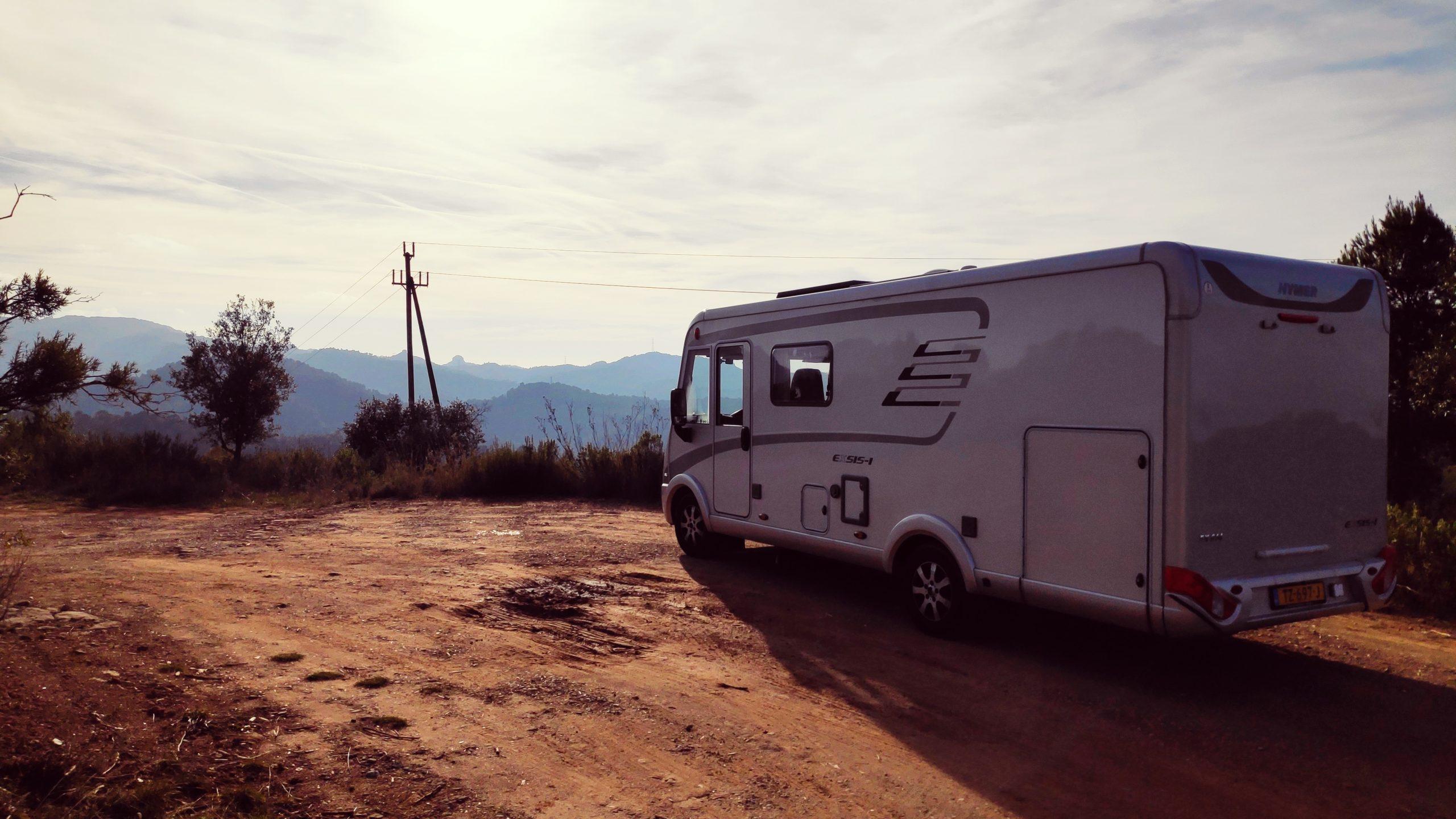 De ideale camper voor onze rondreis Europa