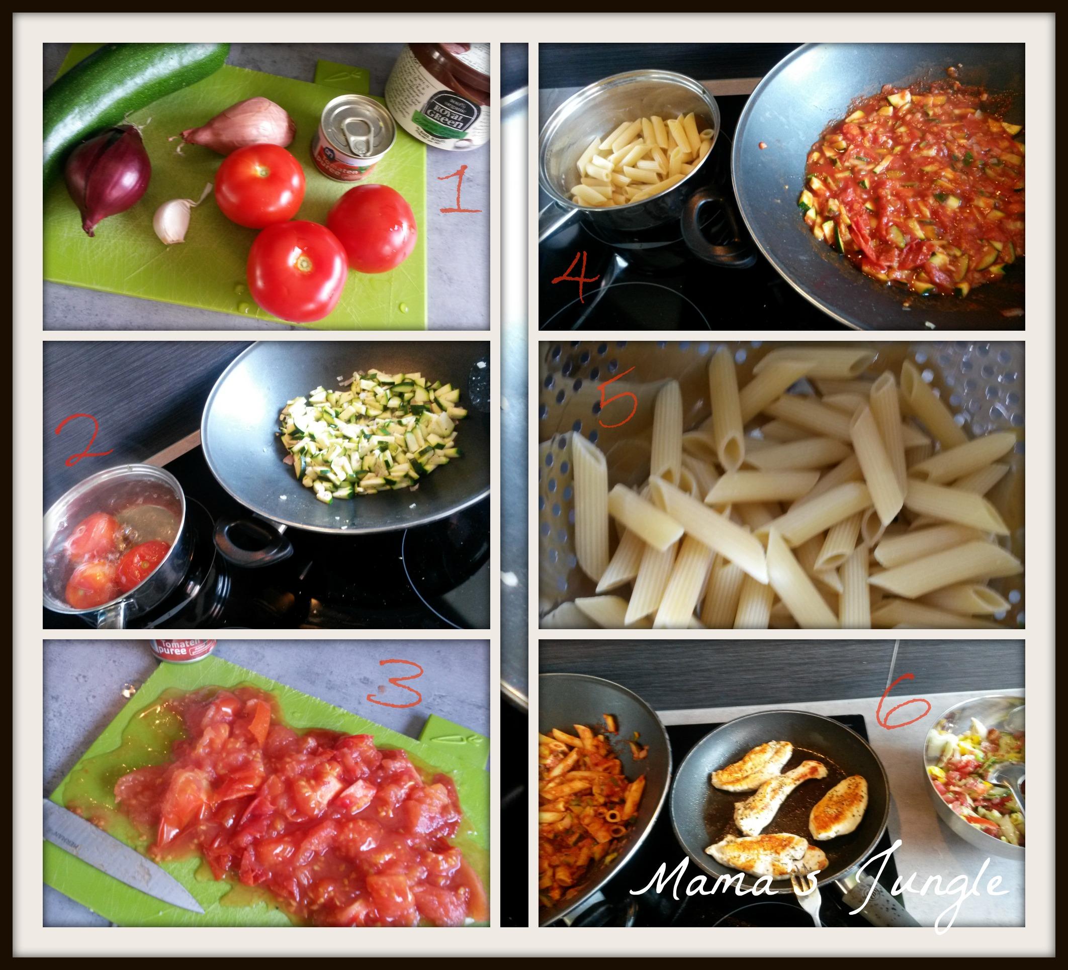 Verse pastasaus zelf maken