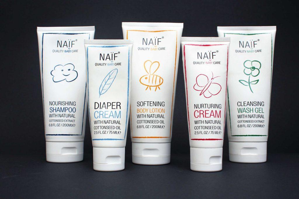 producten Naïf testen