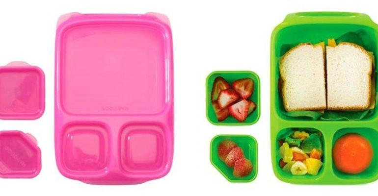 lunchboxen en bekers voor kinderen