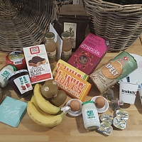 Moederdag eco cadeaus ontbijtje bezorgen bio